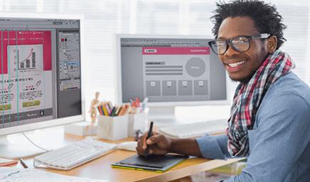 Web-designer et Graphiste