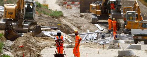 Maçonnerie et Ouvrier de chantier